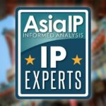 China's IP Experts 2020 – HFL Recognition